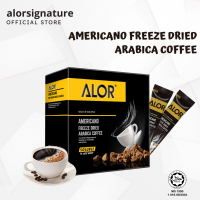 Americano Freeze Dried Arabica Coffee (2.5g x 25 sachets)