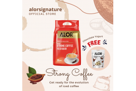 ALOR Strong Coffee
