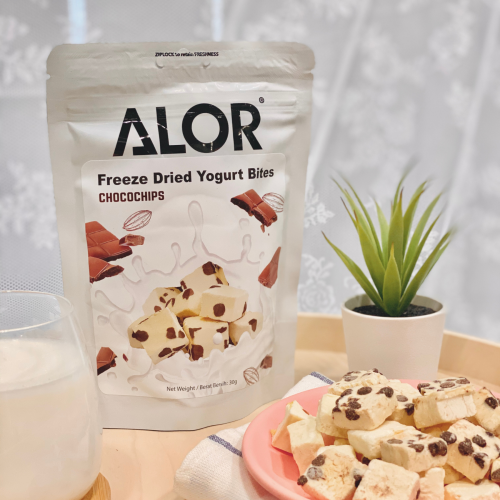 Freeze Dried  Chocochips Yogurt Bites