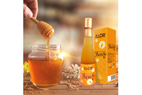 ALOR Natural Wild Honey