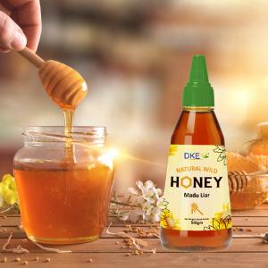 DKE Natural Wild Honey