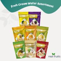 Fruit Cream Wafer Assortment